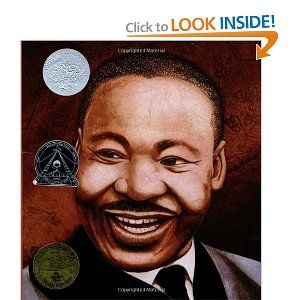 Martin's Big Words: The Life of Dr. Martin Luther King, Jr. (this book is so beautiful it brings tears to my eyes)