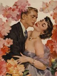 ROSAS 32 - En la Novela de la rosa, ésta es el premio del amor y del valor.