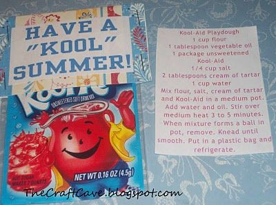 End of School Gifts or summer birthday party favor.