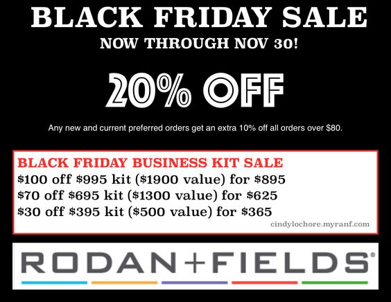 black friday fields
