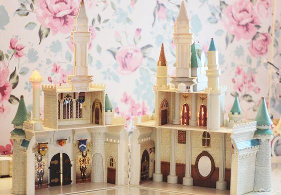 Meu castelo da Disney #princess #disney #ariel