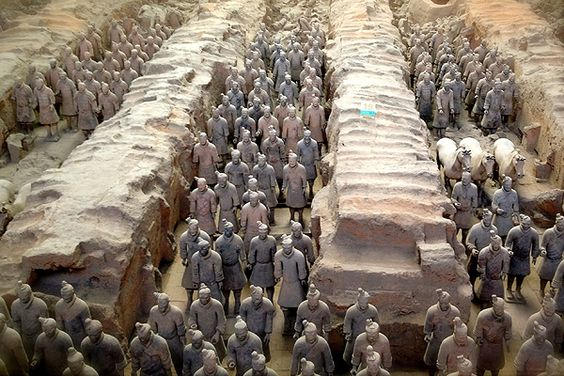 Museum of the Terracotta Army, Xi'an, China