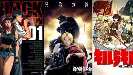 """Ich wurde """"Action Anime"""" bei """"What Anime Genre Is Your Life?"""". Wie steht's mit dir?"""