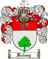 Rainey Coat of Arms / Rainey Family Crest