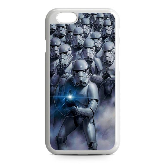 Star Wars Strom Trooper Soldier iPhone 6 Case