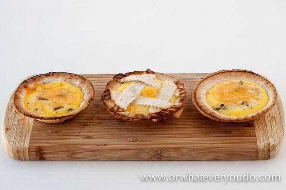 mini quiche in your breville personal pie maker recipe