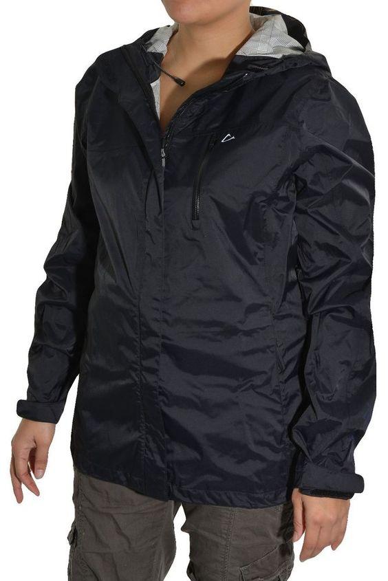 Paradox Womens Waterproof Jacket Athletic Lightweight Repellent ...