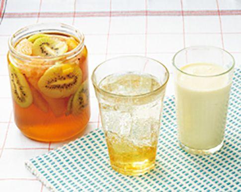 お料理にドリンクにお酢の種類を勉強しながら積極的に摂りましょう