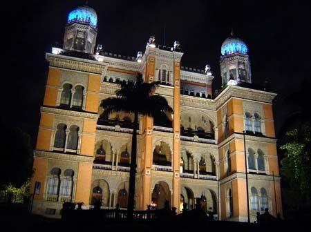 Castelo Mourisco RJ BR