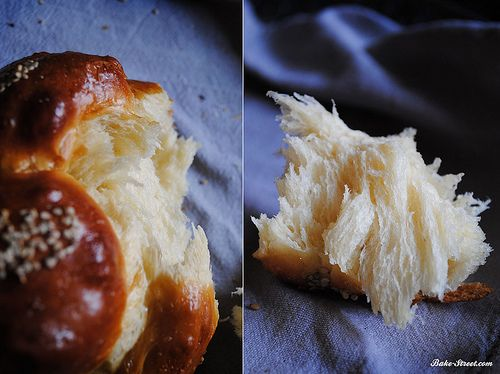 Pan Challah: Baking-Of - Bake-Street.com