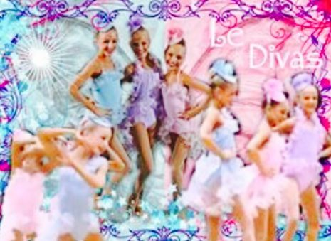 Chloe Lukasiak, Maddie Ziegler, and Paige Hyland from dance moms