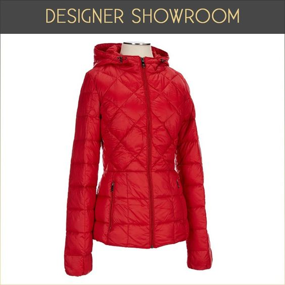 Featherweight Down Puffer