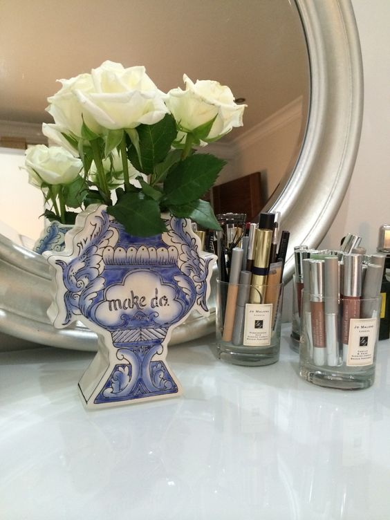 Dressing table #makeup #jomalone