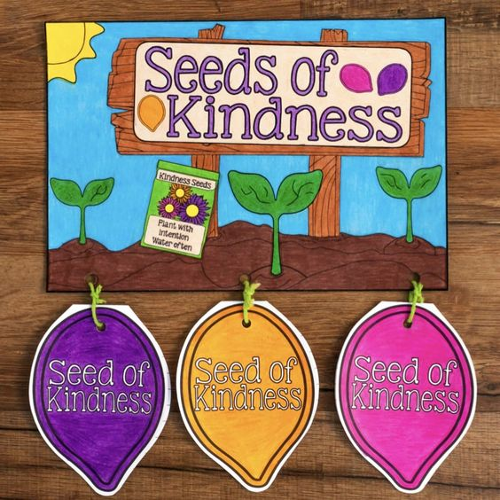 Kindness day activities