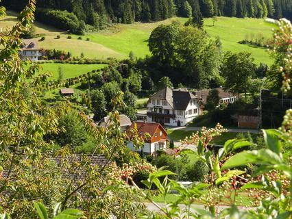 Gruppenhaus Holzwälder Höhe in Bad Rippoldsau im wunderschönen Schwarzwald.  Holiday home in Bad Rippoldsau in the Black Forest.