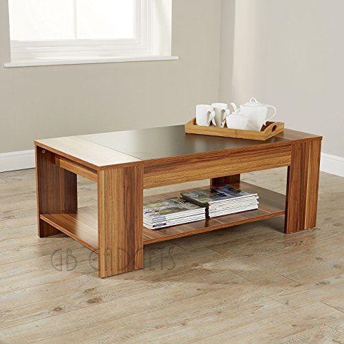 Moderner Couchtisch, Eichenholz, Kleinmöbelstück für das Wohnzimmer - Moderne Tische Fur Wohnzimmer