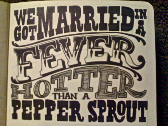 Johnny and june wedding day and songs on pinterest for Johnny cash and june carter jackson