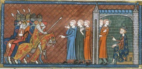 1332-1350, Frankreich
