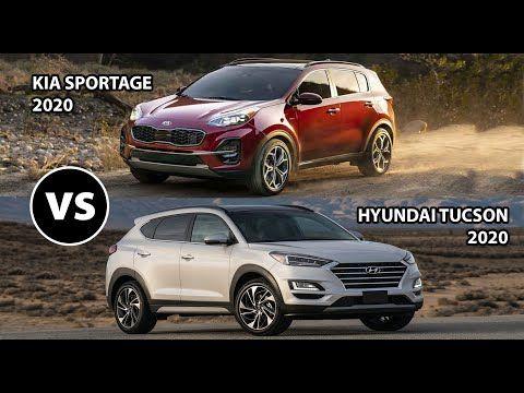 Kia Sportage 2020 Vs Hyundai Tucson 2020 Detailed Comparison In Hindi Urdu By Hm Techfair Youtube In 2020 Kia Sportage Hyundai Tucson Sportage
