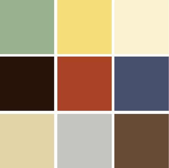 Pinterest the world s catalog of ideas for Southwest desert color palette
