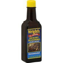 Wrights Liquid Smoke - Hickory. And remember, a little Wright's Smoke goes a long way. And it just makes everything taste better.  wrightsliquidsmoke.com   #wrightsliquidsmoke #recipes #bbq #seasoning