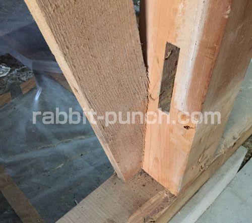 筋交いをdiyで交換してみた 使用する木材や金物について解説 耐力壁