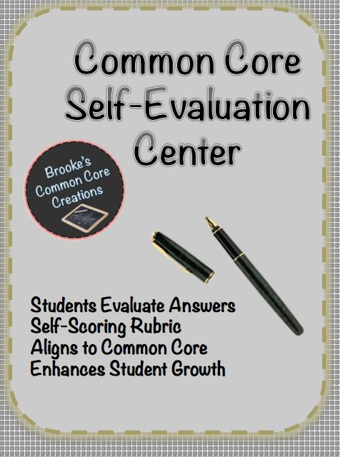Self-grading rubrics contribute to student growth and student-to-student feedback.