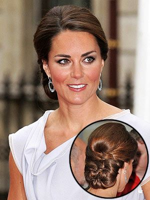 Check Out Kate's Pretty New Updo | People.com
