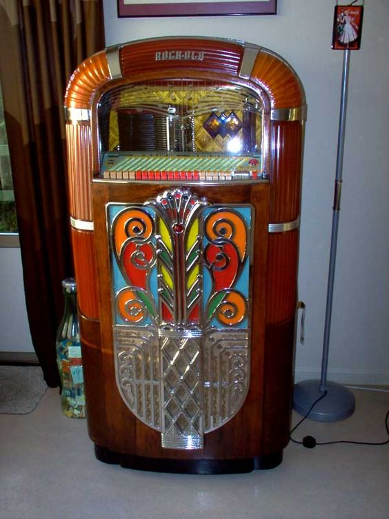 rock ola 1426 love this grill jukeboxes jukebox. Black Bedroom Furniture Sets. Home Design Ideas