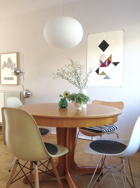 aus der ECKE herraus Die schönsten Poster in echten Wohnungen  #poster #interior…