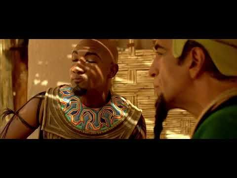 Asterix And Obelix Meet Cleopatra 2002 Video Clip In Tamil Youtube Movie Clip Clip Ins Cleopatra