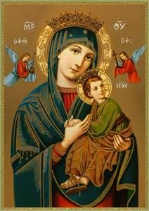 Our Lady Mother of Perpetual Help.