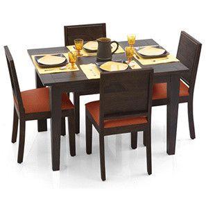 Papilio Extendable Oribi 4 Seater Dining Table Set
