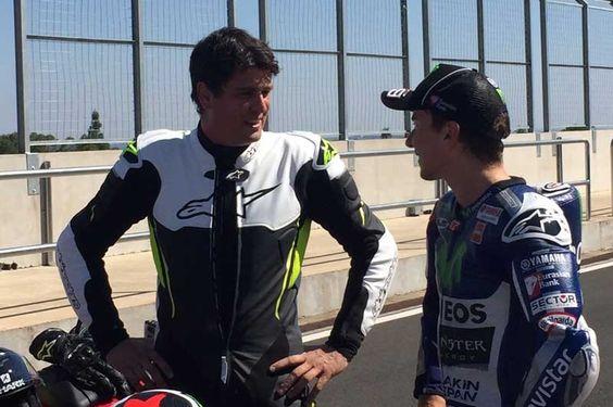 Coluna do Leandro Mello: na pista com o piloto da MotoGP Jorge Lorenzo - Duas Rodas - Notícias, Testes, Vídeos e Lançamentos de Motos