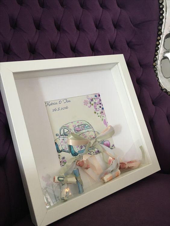 #geschenk #geschenkidee #hochzeit #wedding #Hochzeitsgeschenk #gift #Geldgeschenk #kreativeGeschenke