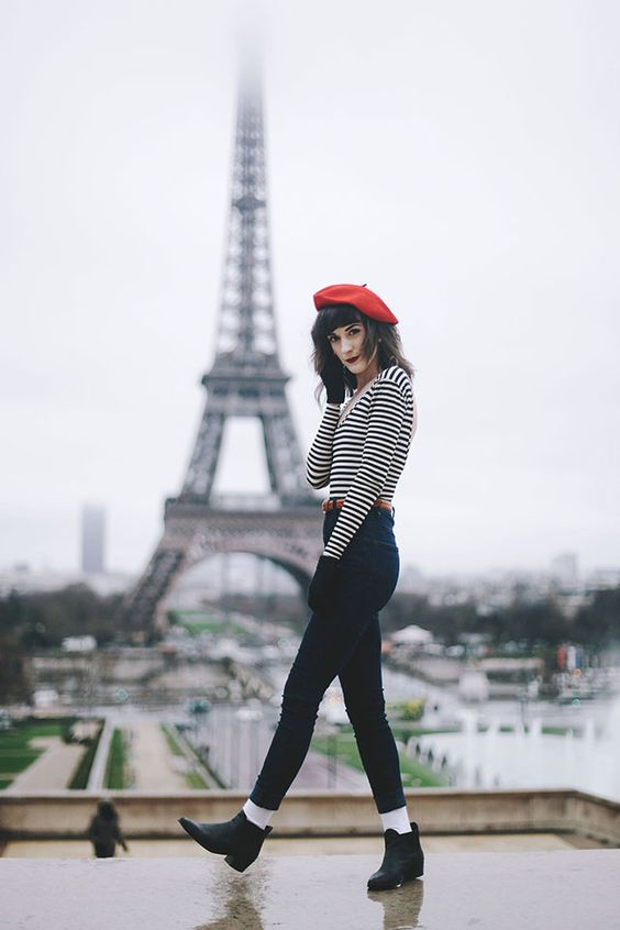 Classically Parisian | finchandfawn.com #paris