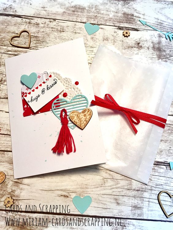 Cards and Scrapping Sealed with Love bundle Stampin Up: