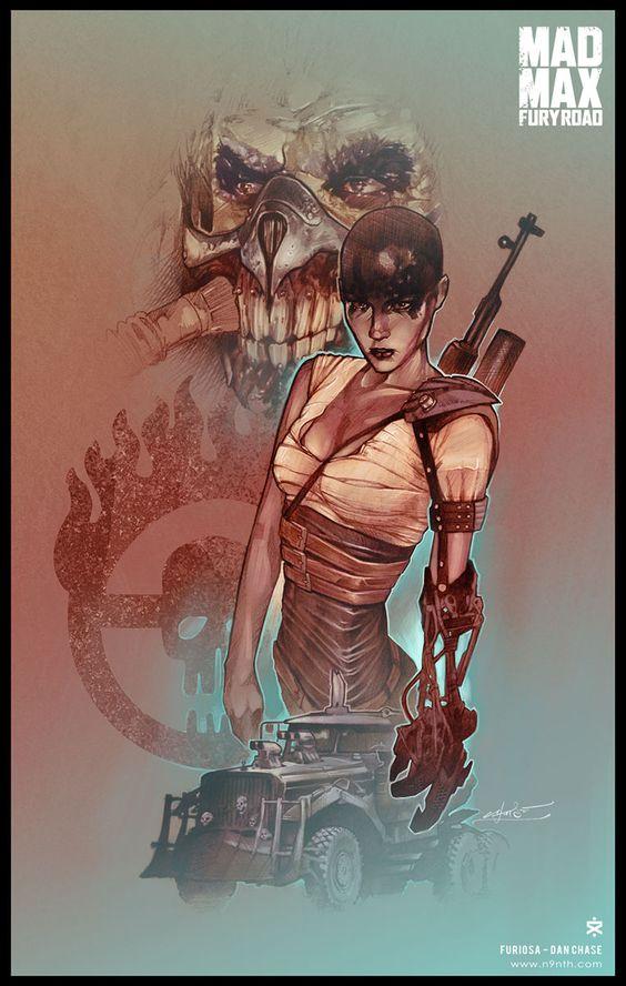 Imperator Furiosa - Mad Max: Fury Road - Dan Chase