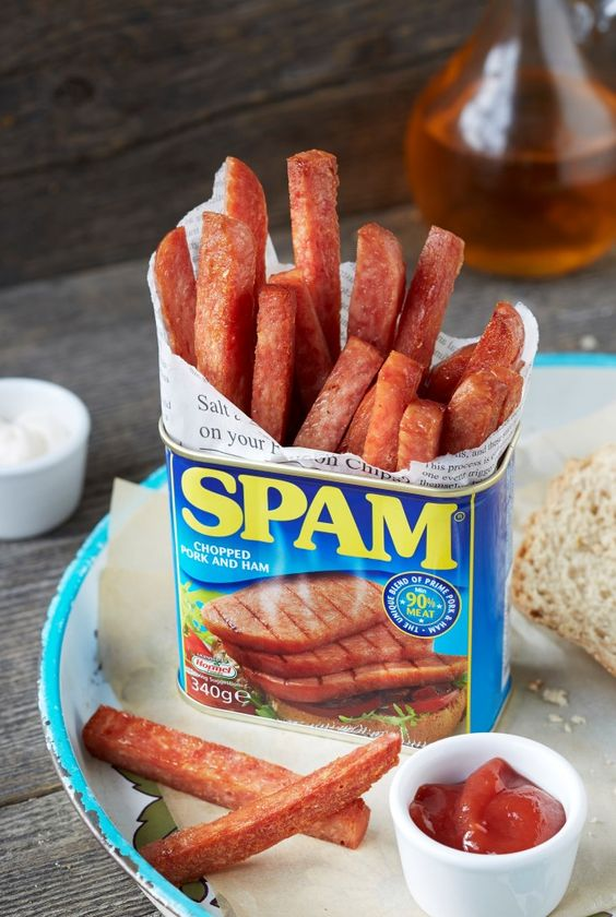 SPAM® Fries,  SPAM® Can Tour & a Giveaway worth £50 - everything a  SPAM® fan could ever want. Check out the tour dates!