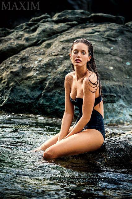 Fashion fan blog from industry supermodels: Emily DiDonato - Maxim ...