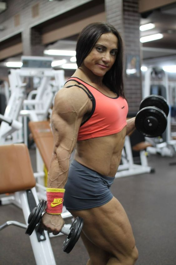 Fitness Motivation : Stunning vascularity - Natalia Yariz  https://veritymag.com/fitness-motivation-stunning-vascularity-natalia-yariz/