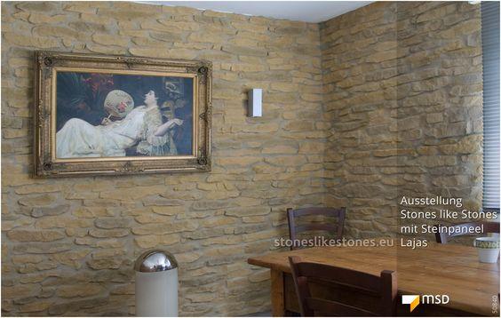 MSD Steinpaneele – Bildergalerie Steinpaneele in Gastronomie, Ladenbau…