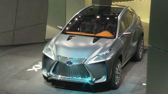 FRANKFURT MOTOR SHOW | Amazing In Motion | Lexus International | 4 Concept  Cars | Pinterest | Frankfurt And Compact Crossover