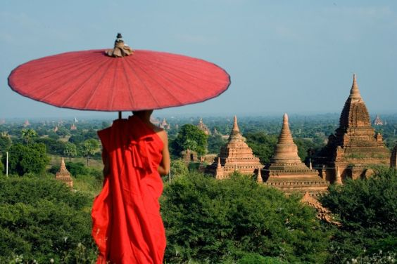 """""""THE GREAT SOUL OF THE EAST"""" *** This destination is considered a travel of intense spirituality and it is very impressive to discover this country characterized by a deep Buddhist faith it's also known as the """"Great Soul of the East""""."""