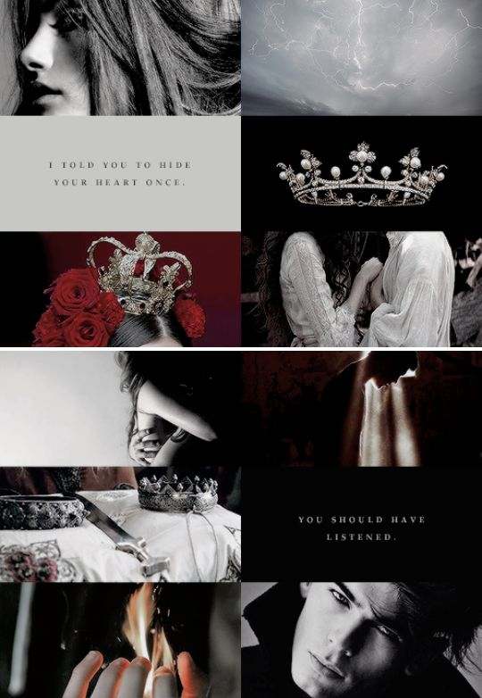 I am the king and you could've been my Red queen. Now you are nothing. #rq: