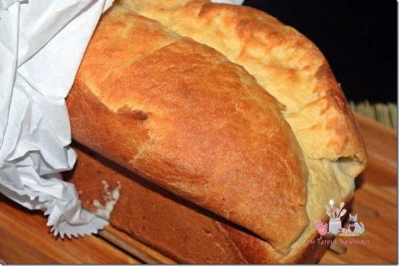 Pão de Batata na Maquina de fazer Pão