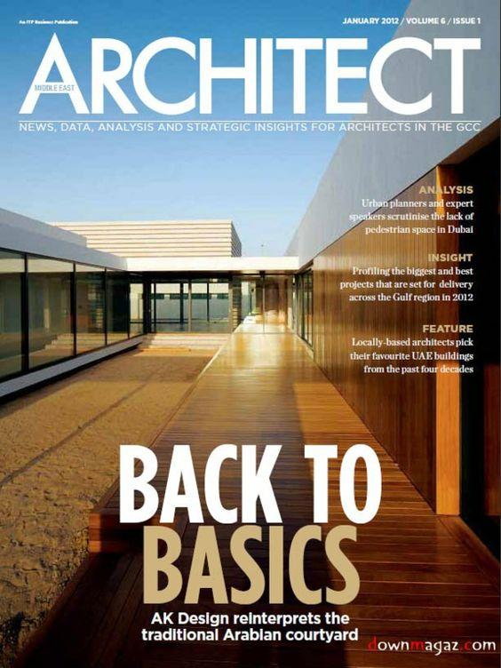 Architektur Aktuell Magazine Moderne Wohnen