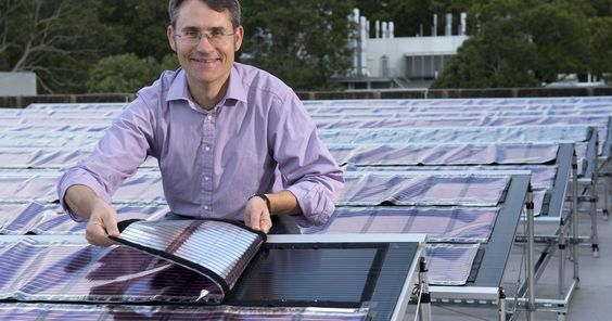 Researchers Have Invented Conductive Ink Used To Print Solar Panels Solar Energy System Solar Panels Solar Energy Diy