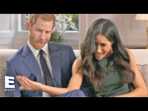 Prince Harry And Meghan Markle Detail Proposal And Romance First Post Engagement Inte Prince Harry And Megan Prince Harry And Meghan Megan Markle Prince Harry