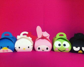 TSUM Tsum Mickey y sus amigos parte cajas tamaño por PaperBottega